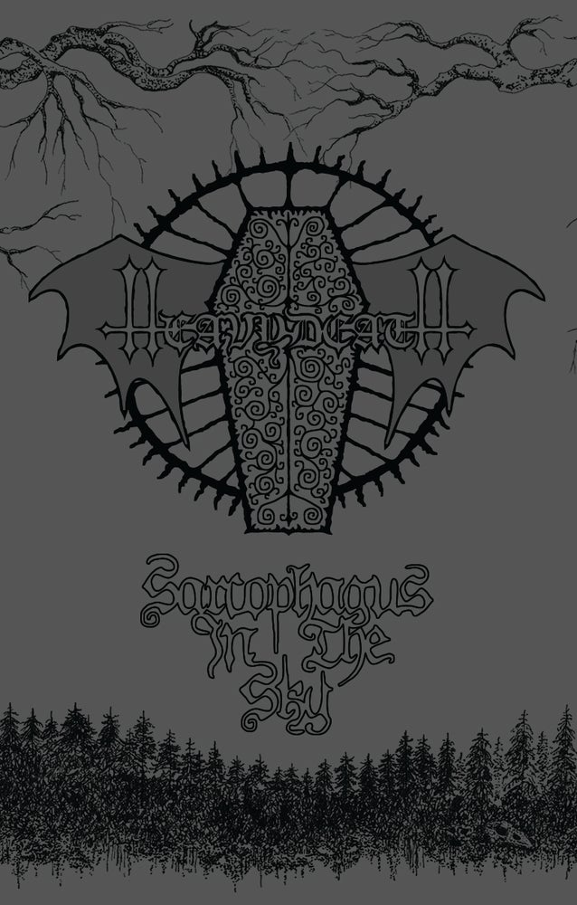 "Image of Heavydeath ""Sarcophagus In The Sky"" MC"