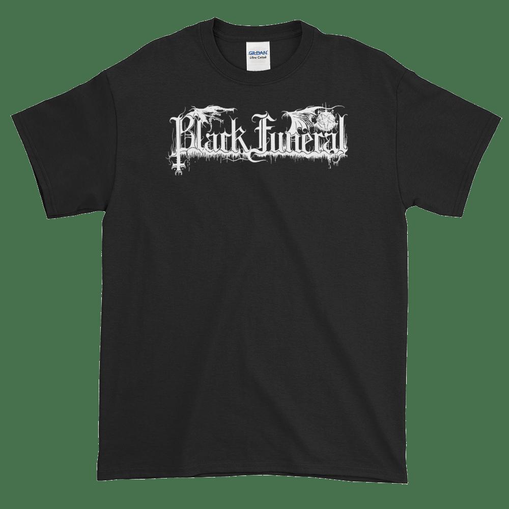 Image of Black Funeral - old logo shirt