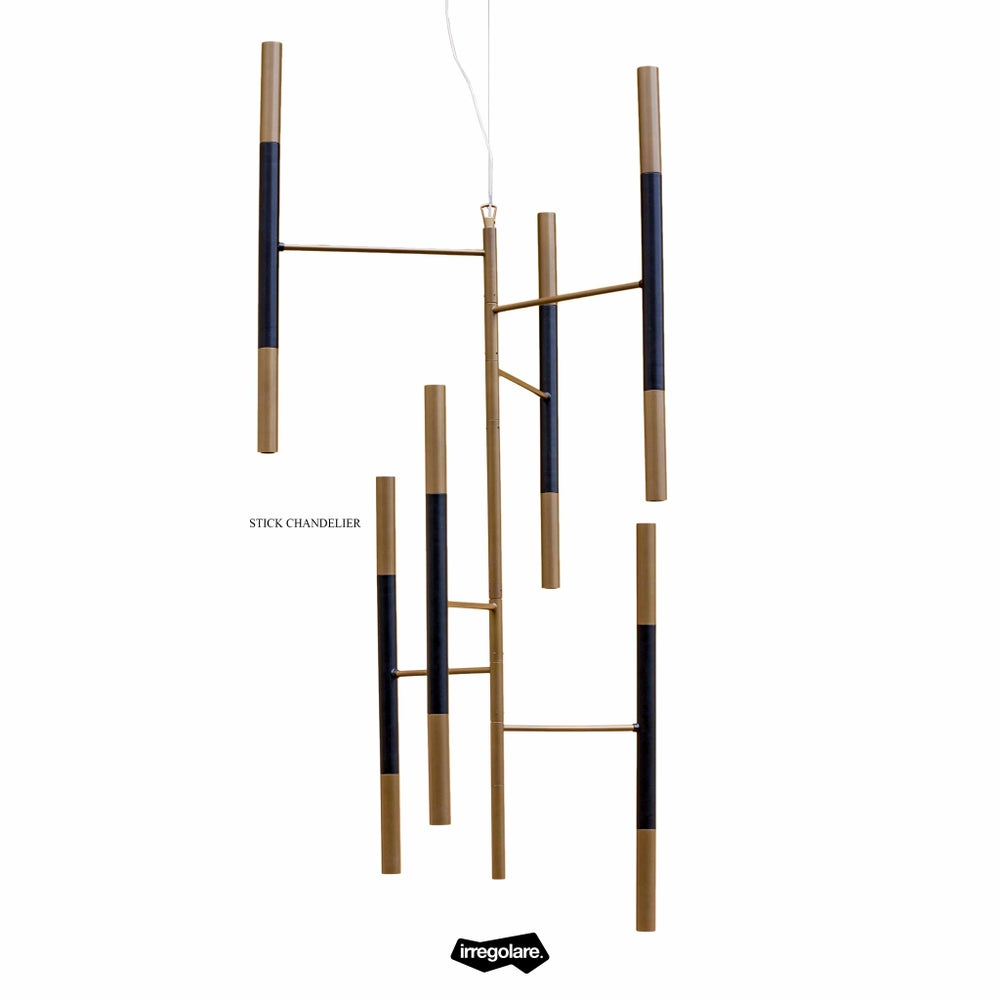 Image of Stick Chandelier