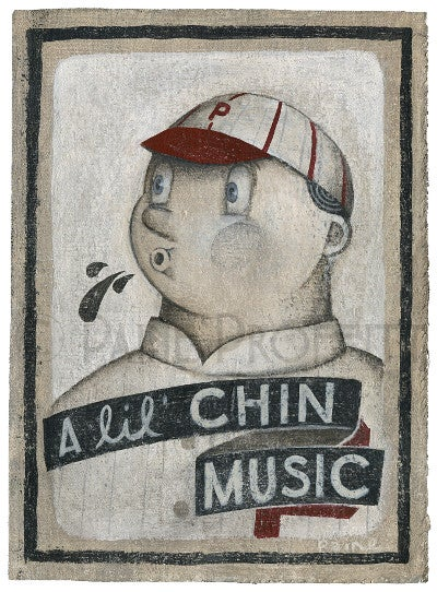 Image of A Lil Chin Music