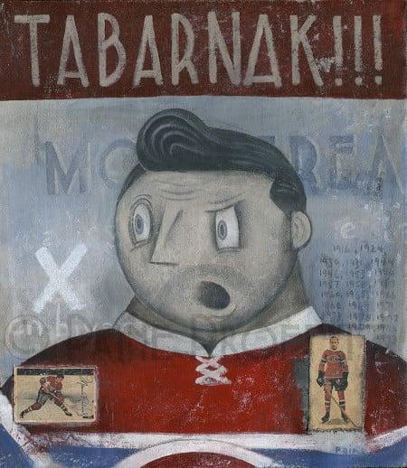Image of Tabarnak