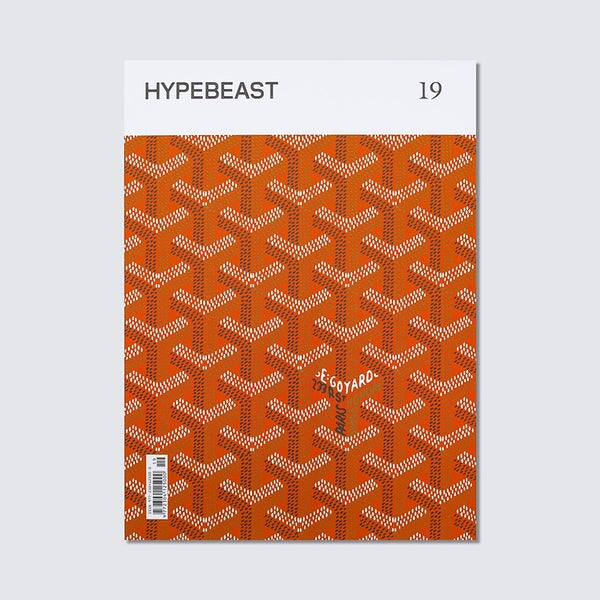 Image of HYPEBEAST 19 - Goyard Red