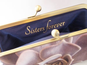 Image of Personalise your bag, secret message, custom logo