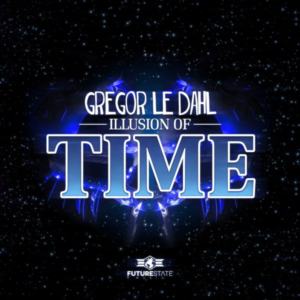 Image of Gregor le DahL - Illusion Of Time - 1x CD Unmixed + Bonus Mix *OUT NOW*