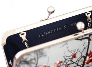 Personalise your bag, secret message, custom logo - Red Ruby Rose