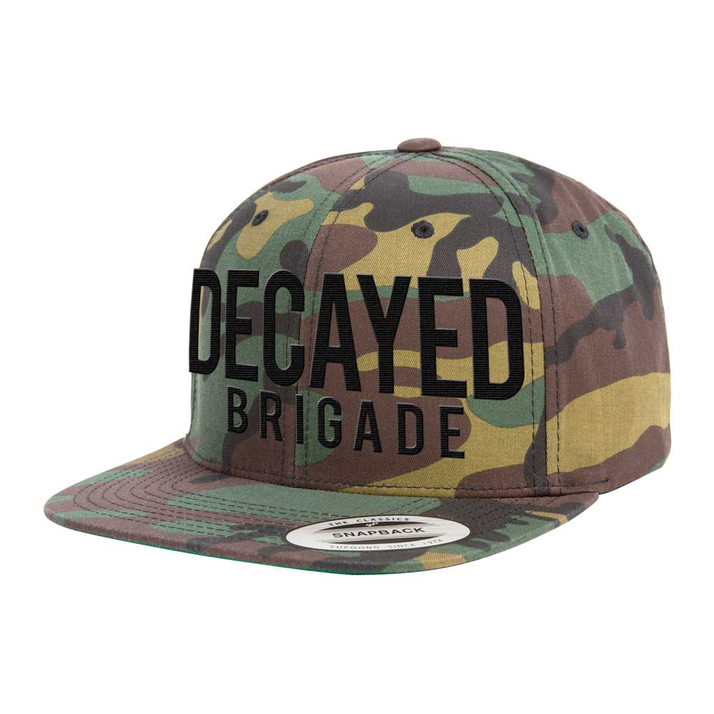Image of Camo Decayed Snap