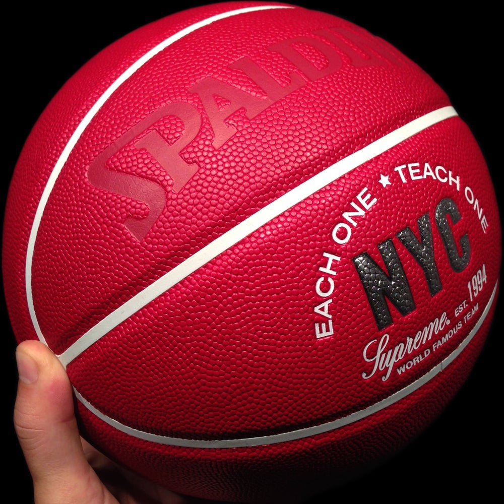 Image of 2007 Spalding Basketball