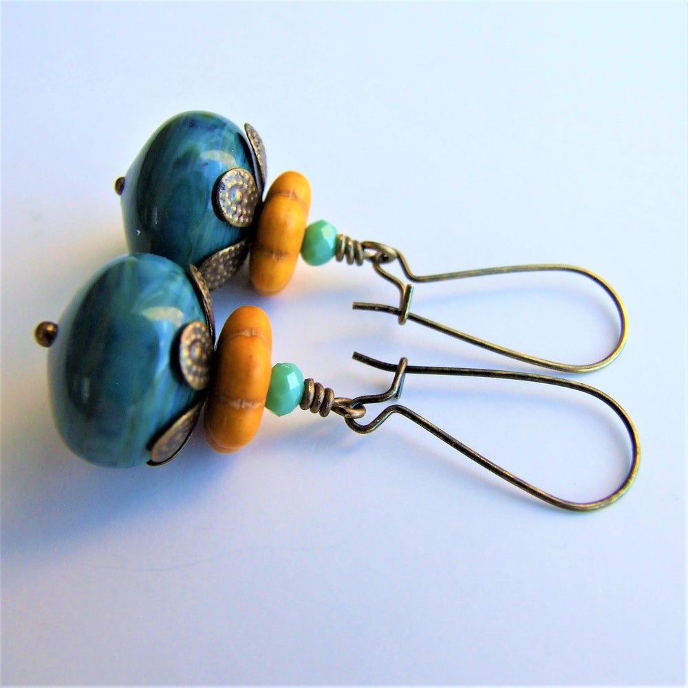 Image of Indian Summer Earrings