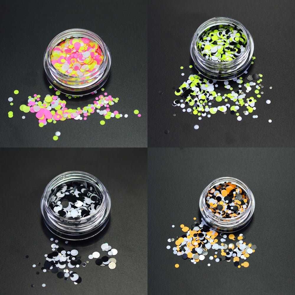 Image of Glitter Dots