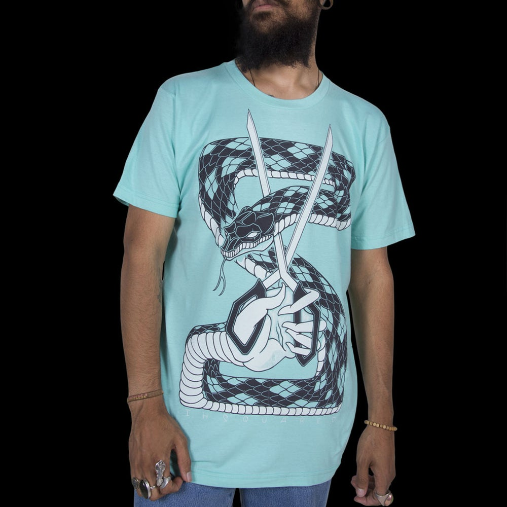 Image of SUICIDE SNAKE T-SHIRT