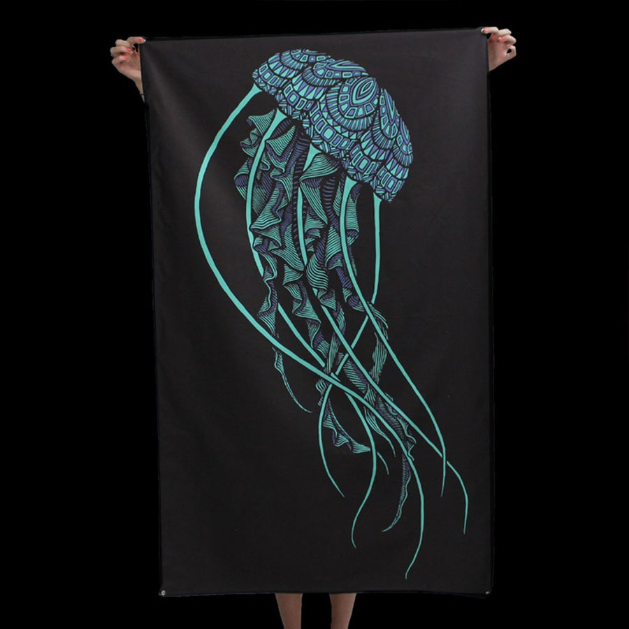 Image of JELLYFISH TAPESTRY
