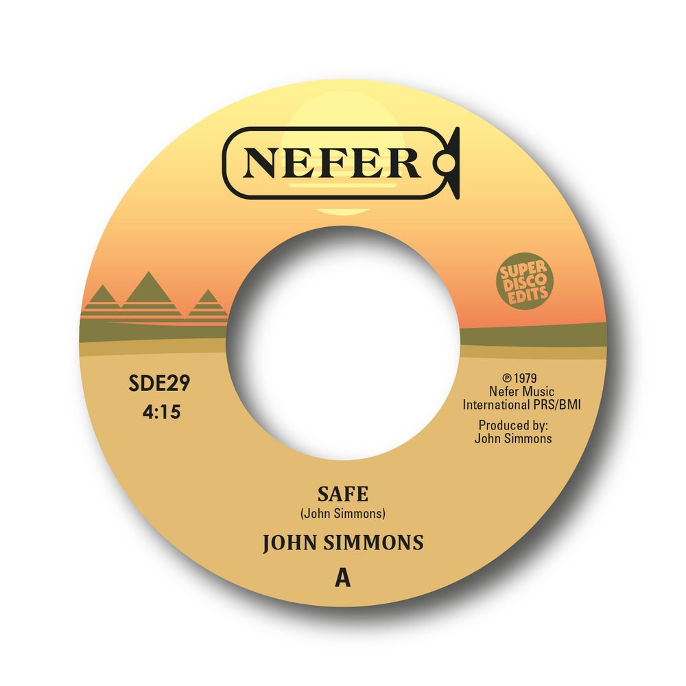 "Image of john simmons ""safe""/""i wanna get closer "" nefer"
