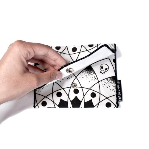 Image of Small Mandala Clutch