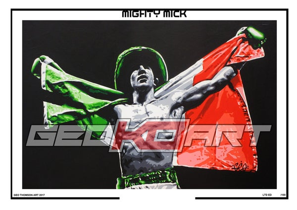 Image of MICHAEL 'MICK' CONLAN