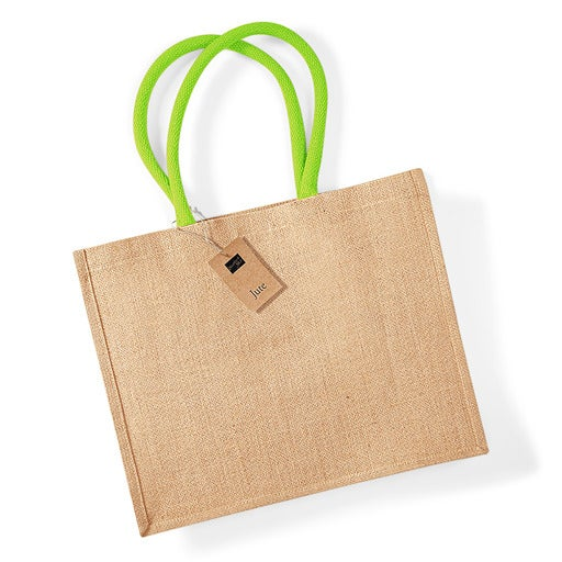 Image of Jute Shopper Bag