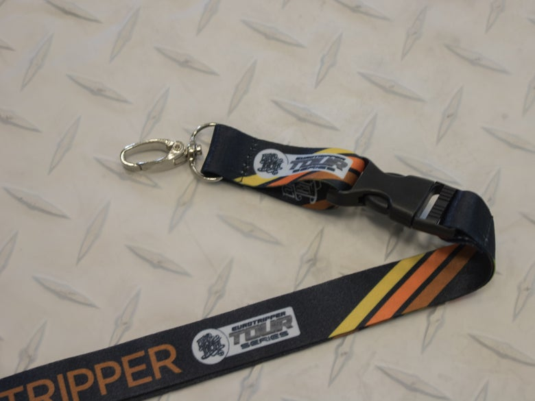 Image of ***New Custom Logo Lanyard with Break Away