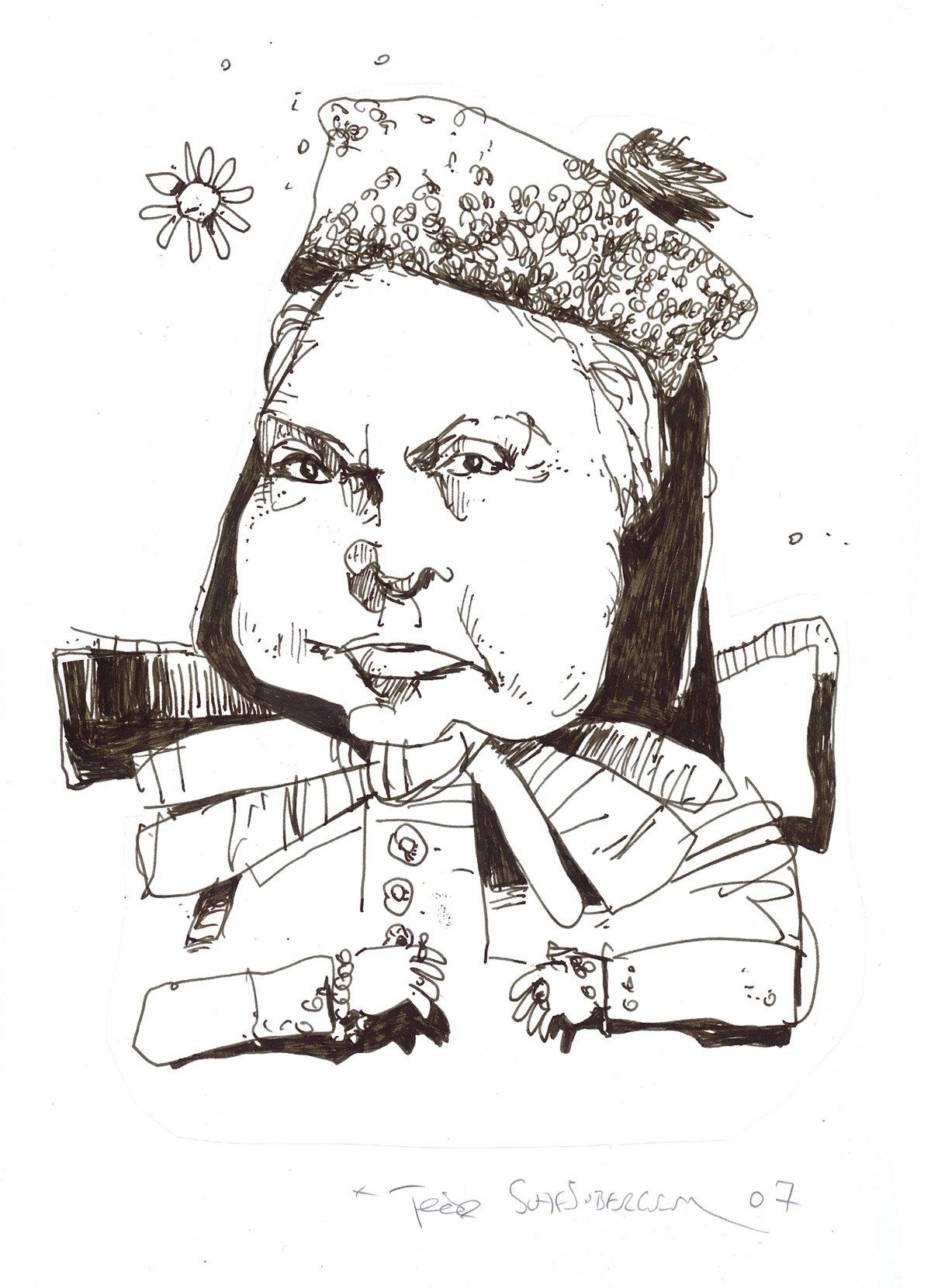 Image of Dare to Sketch / Mut zum Skizzenbuch / M.v Ebner Eschenbach / Page 106