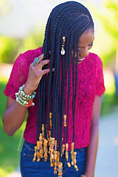 Image of Hair Beads