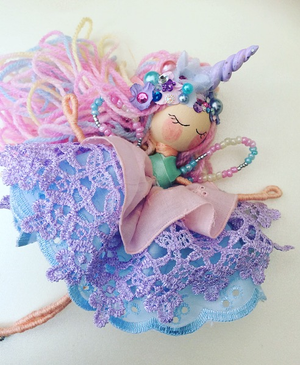 Image of Whisper Unicorn Fairy