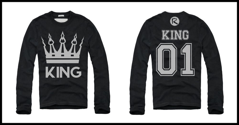 Image of Long Sleeve King Shirt