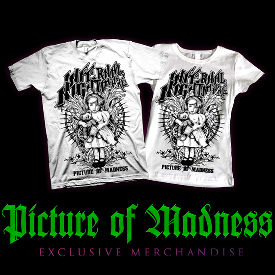 Image of PICTURE OF MADNESS T-SHIRT