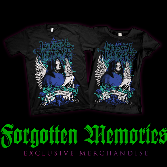 Image of FORGOTTEN MEMORIES T-SHIRTS