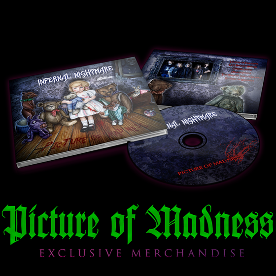Image of PICTURE OF MADNESS EP