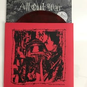 Image of ALL OUT WAR Give US Extinction (Mailorder version)