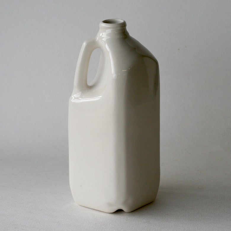 Image of 2 litre Milk Bottle