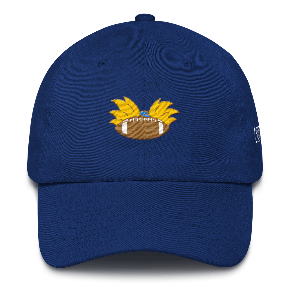 Image of Football Head Polo Hat