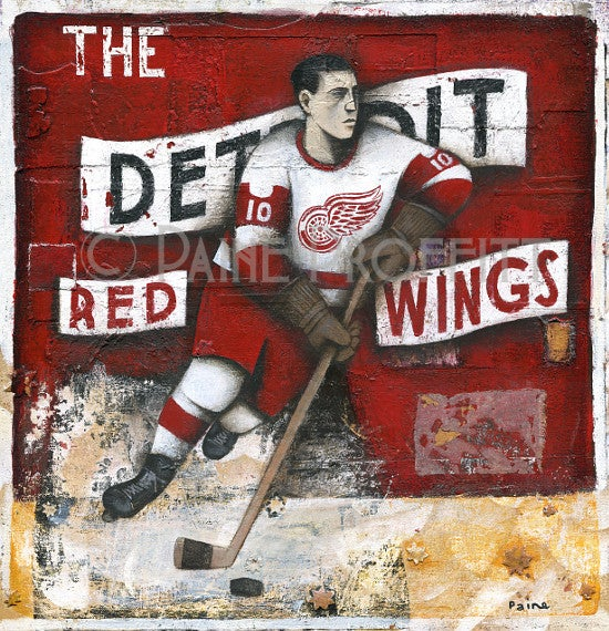 Image of The Detroit Red Wings