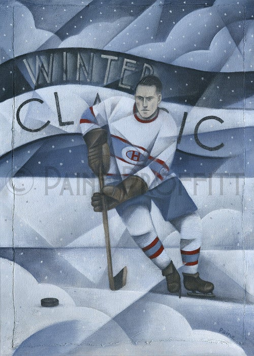 Image of Montreal Canadiens Winter Classic