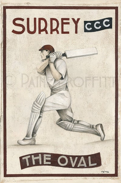Image of Surrey CCC - The Oval