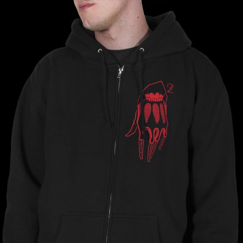 Image of THE DEVIL HOODIE