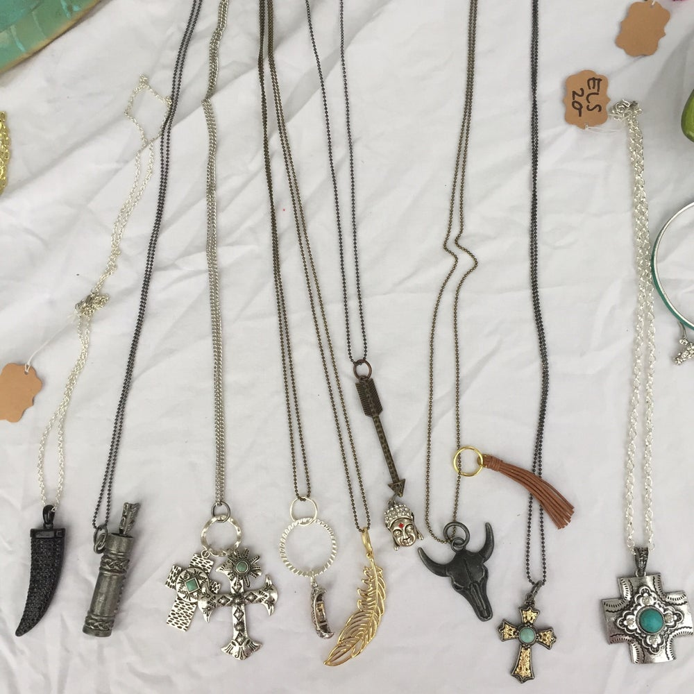 Image of Boho Necklaces
