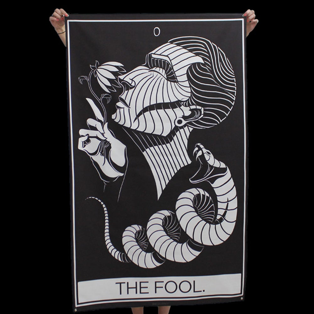 Image of THE FOOL TAPESTRY