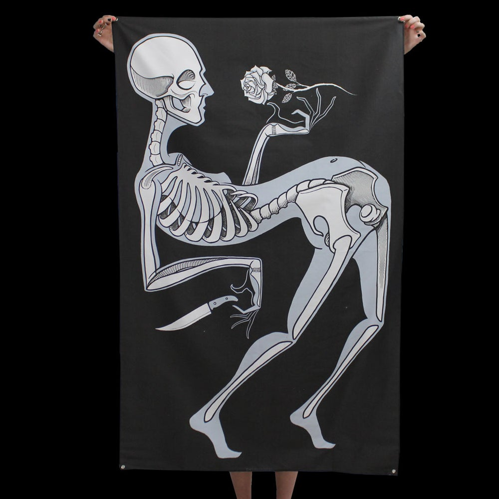 Image of BENT BODY TAPESTRY
