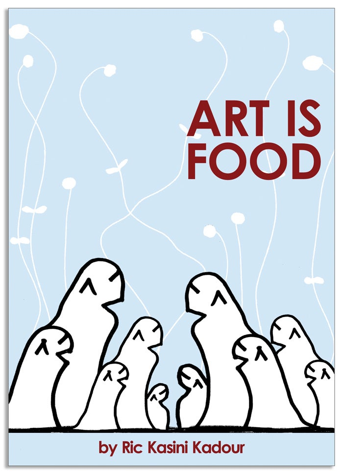 Image of Art Is Food
