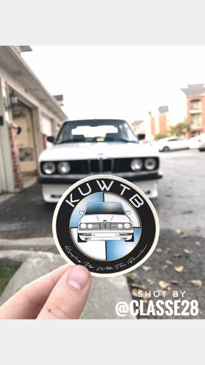Image of KUWTB Roundel E28