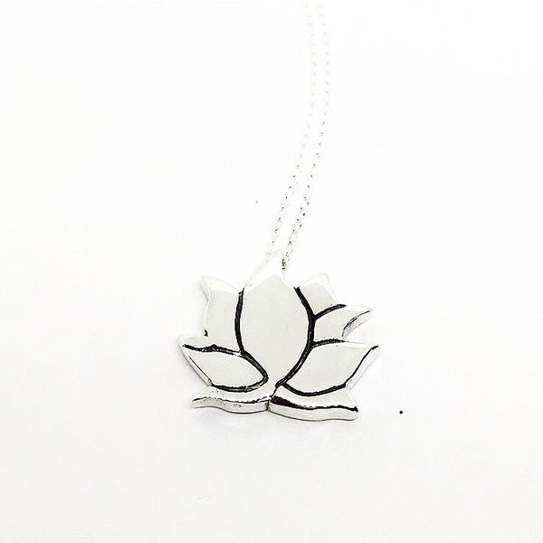 Image of Lotus Pendant