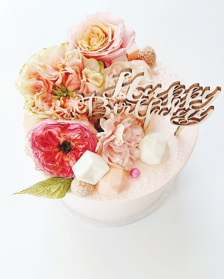 Image of party cake (20cm)