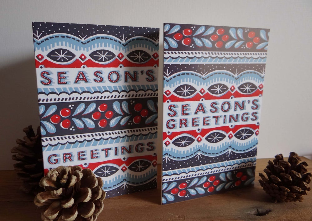 Image of Season's Greetings - Christmas Cards