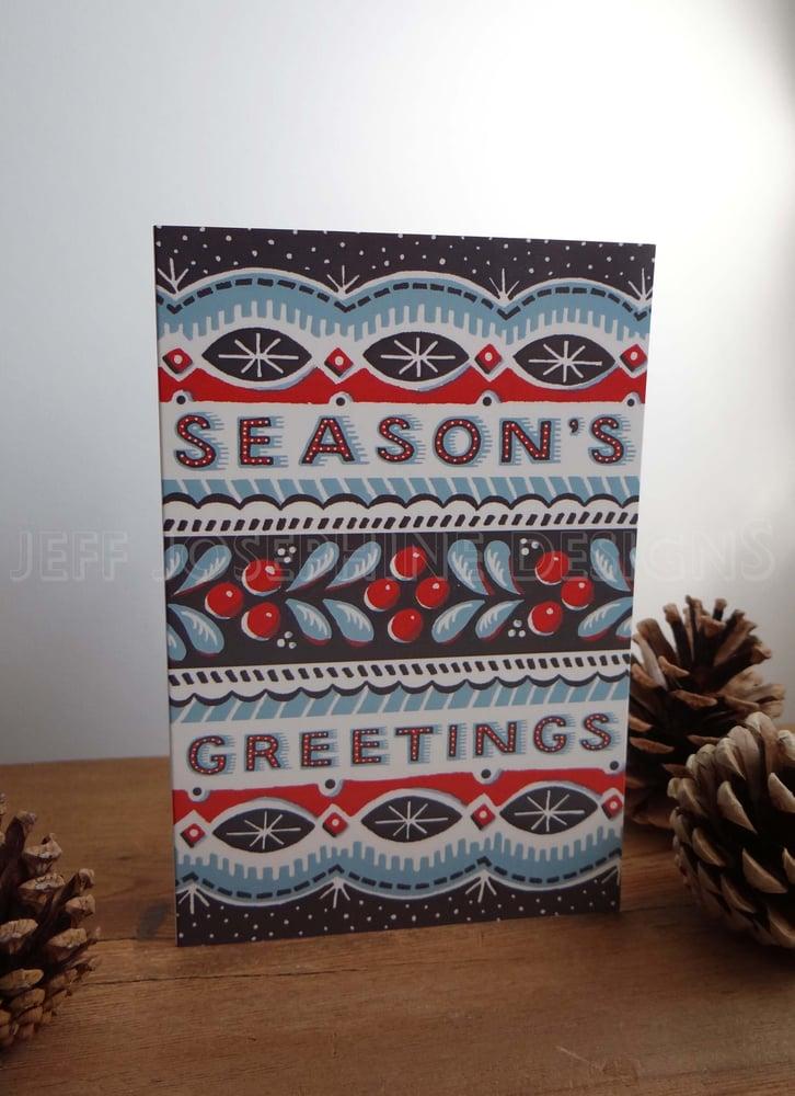Image of Season's Greetings - Christmas Cards