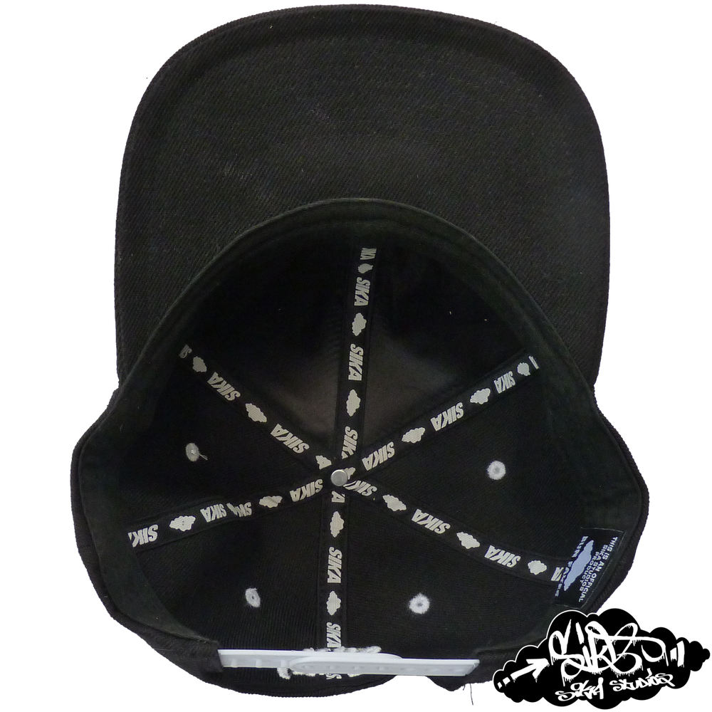 SIKA 3D embroidery snapback hat (Last one of 100 ever made)