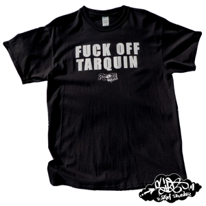 Image of FUCK OFF TARQUIN (SIKA studios X Revorg records)