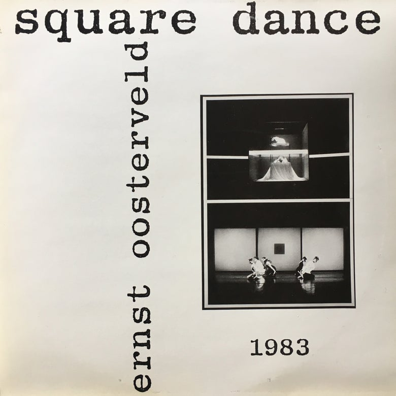 Image of Ernst Oosterveld ‎– Square Dance