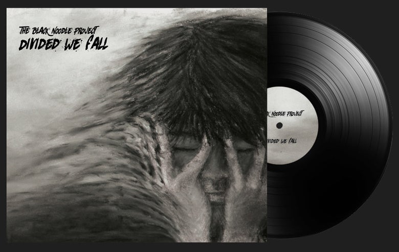 Image of THE BLACK NOODLE PROJECT - Divided We Fall - LP
