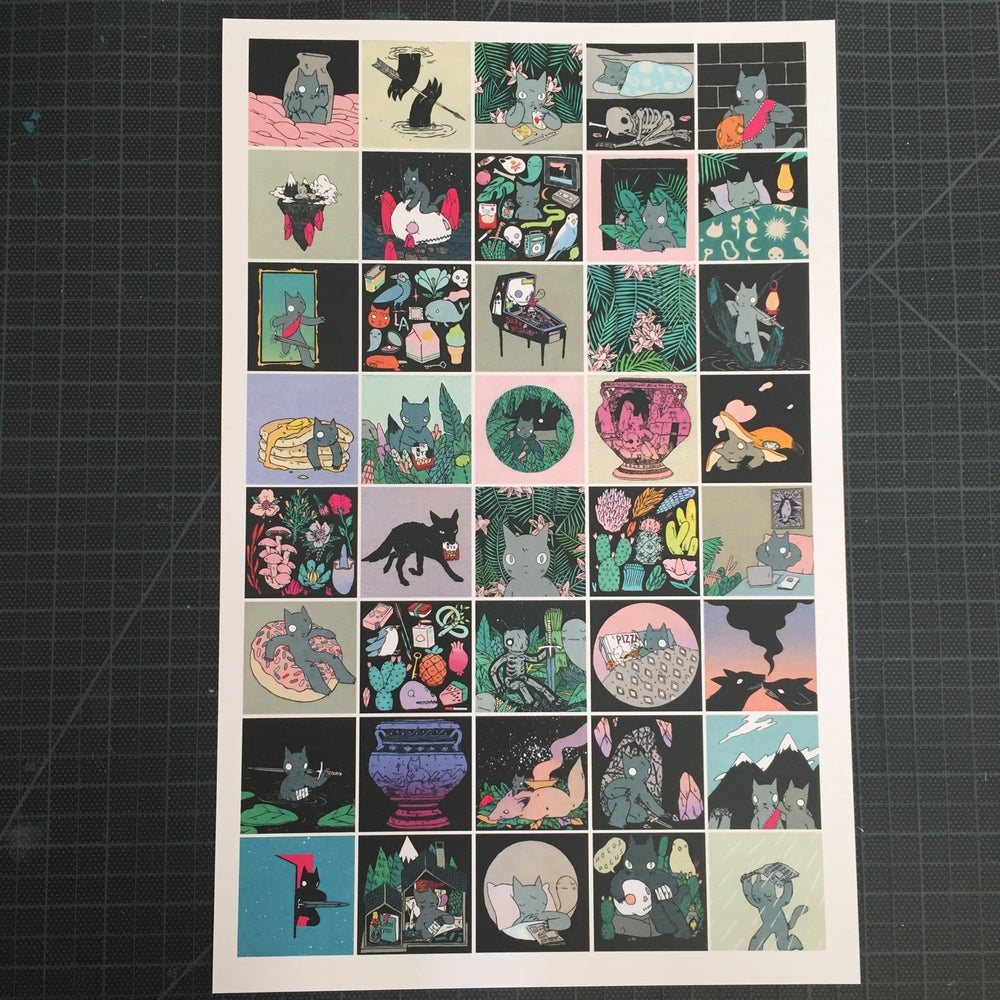 Image of 40 Images Poster