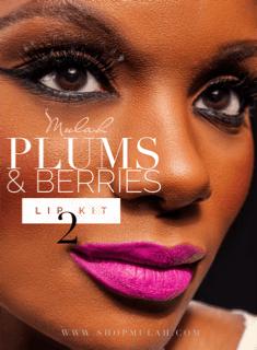 Plums & Berries Lip Kit 2