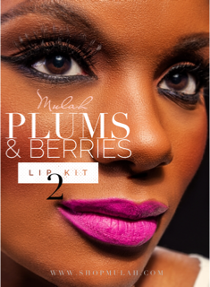 Image of Plums & Berries Lip Kit 2